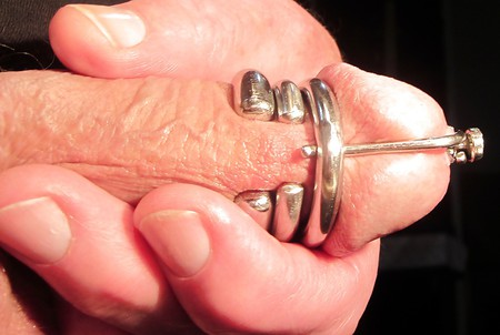 fitting Three ring ring cock