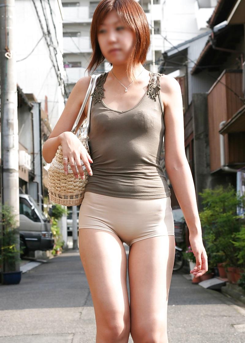 Asian Girls On Tight Panties Upskirt Voyeur Street - 230 -7560