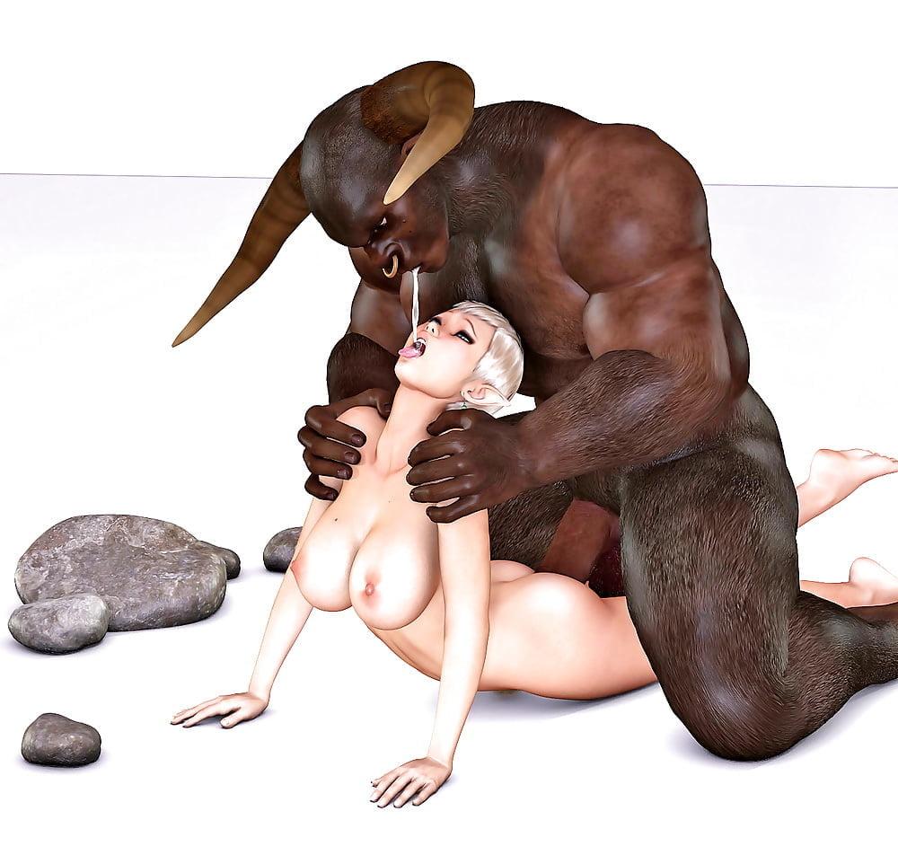 Секс галерея существ