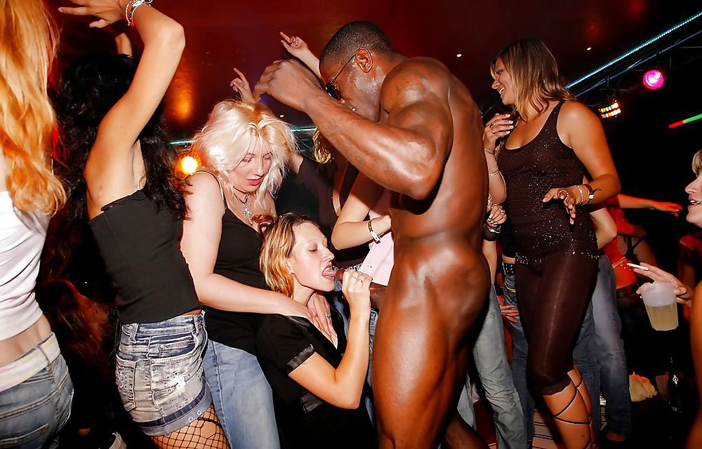 Hardcore party black people — pic 15