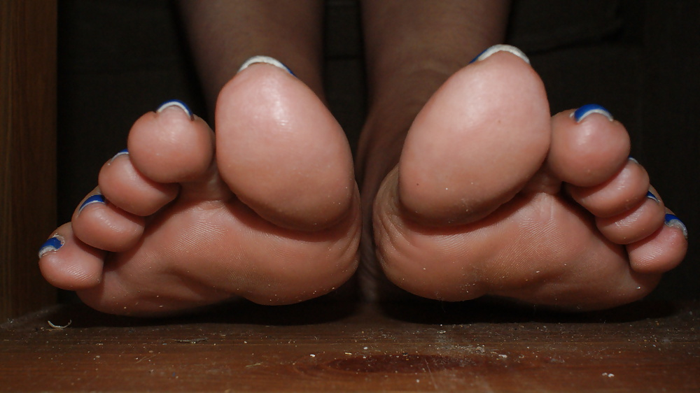 Cute breasts girl foot fetish hungry porn-6278