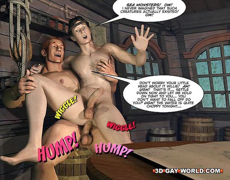 from Tony 3d gay world cabin boy 4