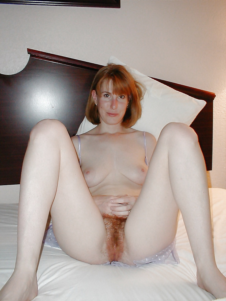 Ginger wife nude, topless nigger