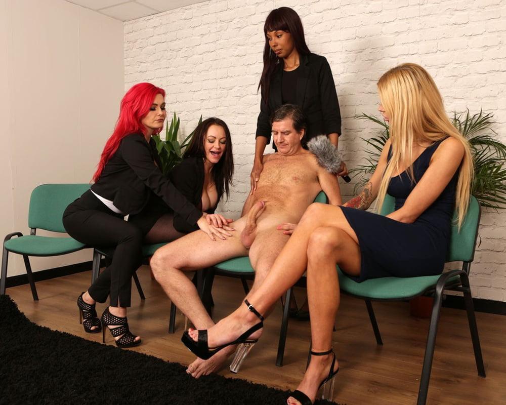 woman-humiliating-naked-men