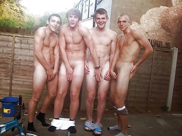 Young Irish Nude Boys