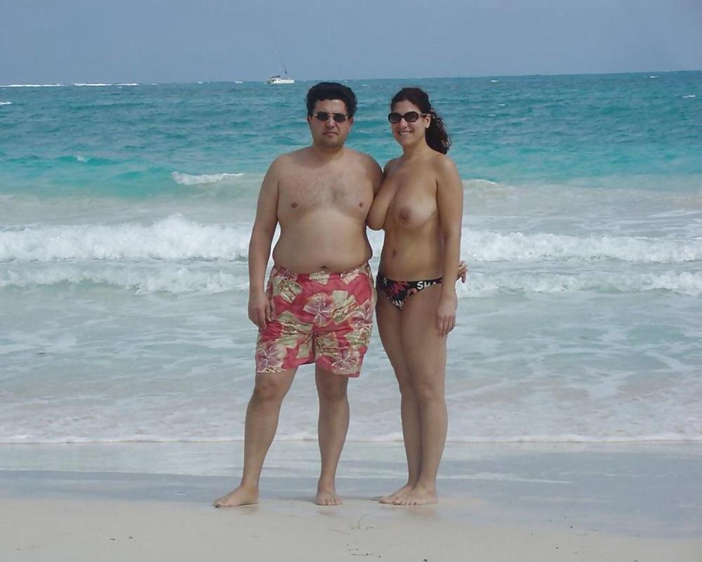 Girl beach naked-1720