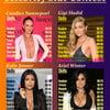 Celebrity Slut Contest (Self Made)