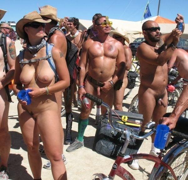Burning Man Porn Pics