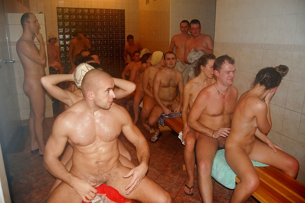 Ютуб молодежь в бане залазит