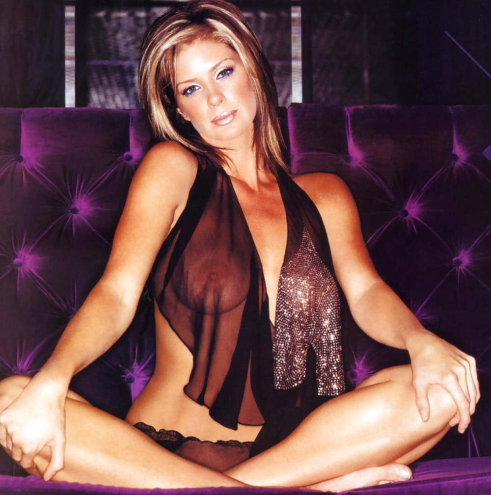 Naked picture of rachel hunter