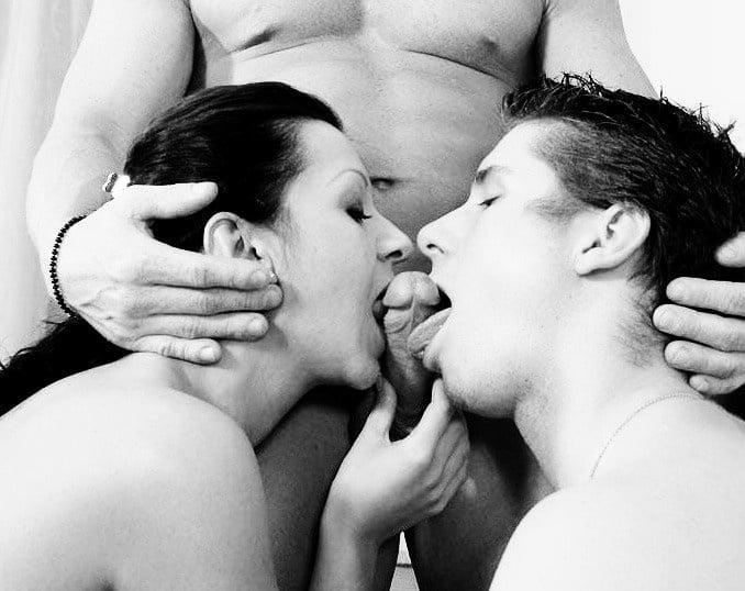 Erotic couple sex big tits