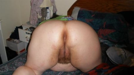 Shaved and wet