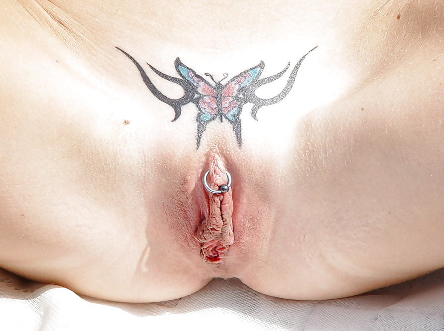 Tattoo over vagina