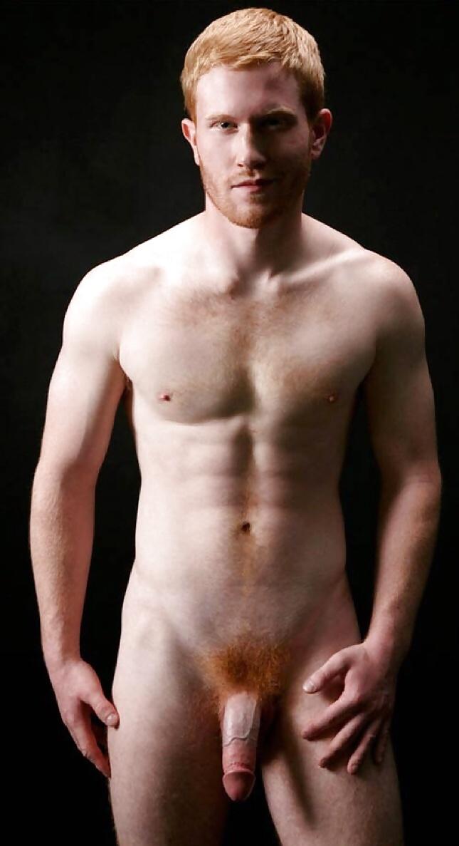 Naked hairy ginger men nude