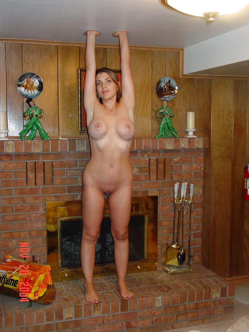 Wife Love To Be Nude Everywhere - 61 Pics - Xhamstercom-8243