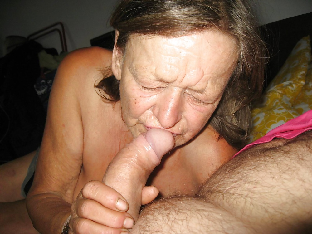 Katie St Ives Giving Blowjob