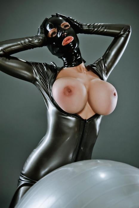 Breasts Female Latex Nipples Hdpornstarz 1