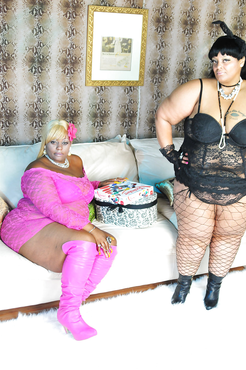 Black Bbw Lesbian Ass Eating