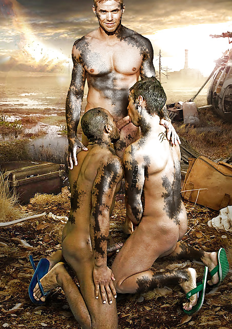 Spartacus Nude Penis