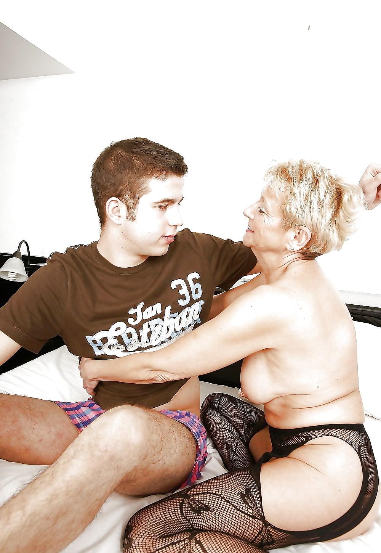 Mature versus young — photo 8