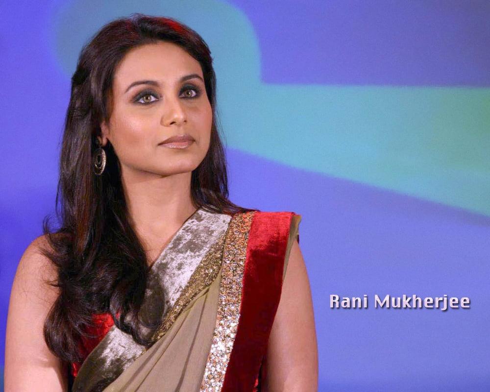Rani mukherjee naked boobs-7512