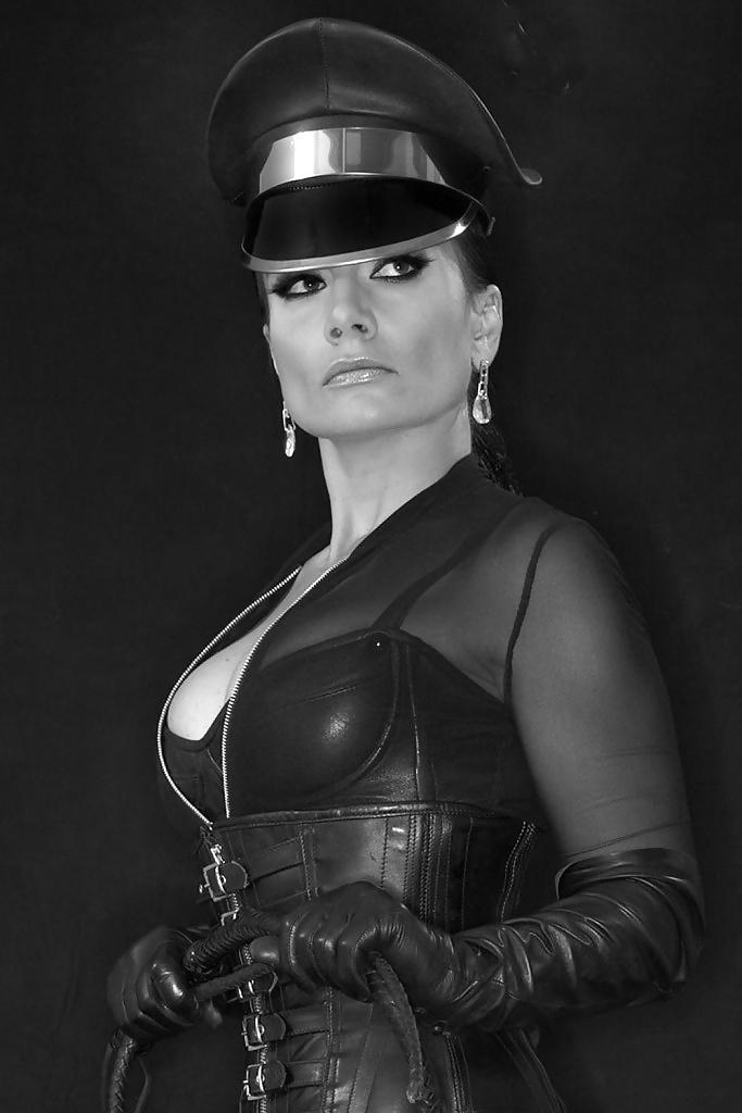 Mistress watson in uniform by poyntingve on deviantart