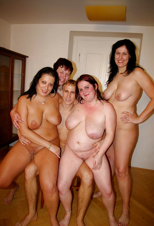 Nude mature group-5995