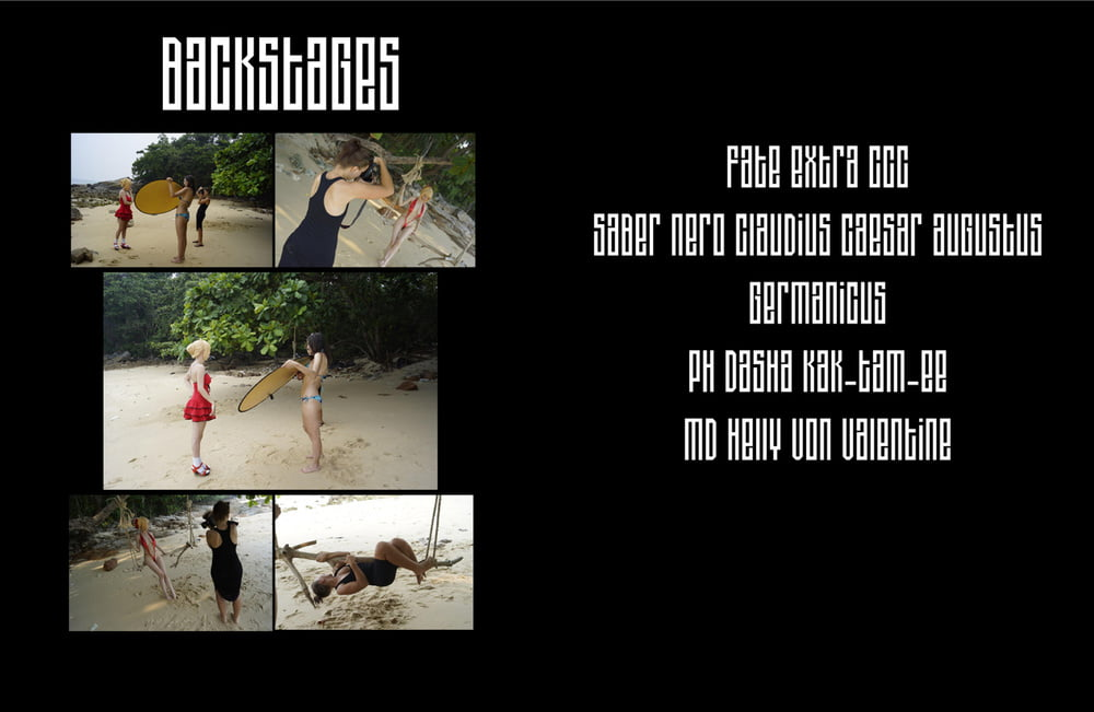 DHM - Saber Nero Summer Version - 39 Pics