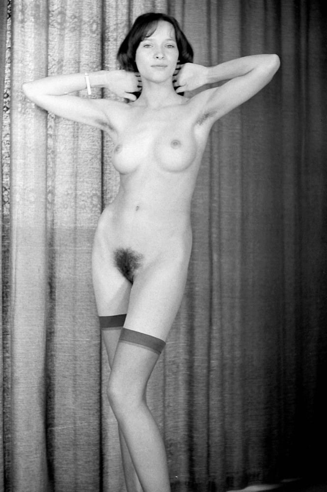 Vintage hairy pits