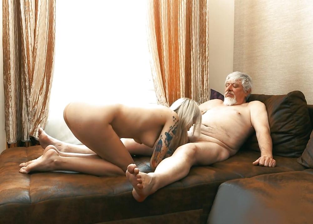 нежный секс старики порно