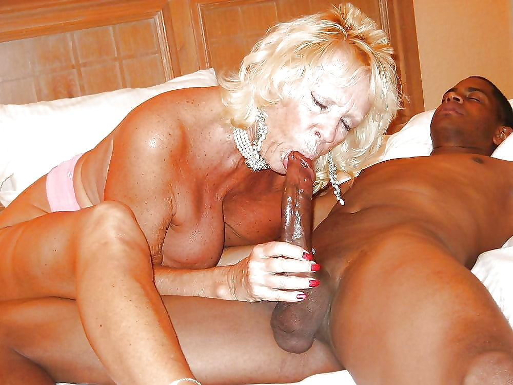 Georgette with black porn tube — pic 12