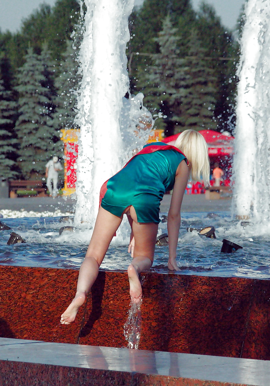 русские девки голые подглядывание - 7