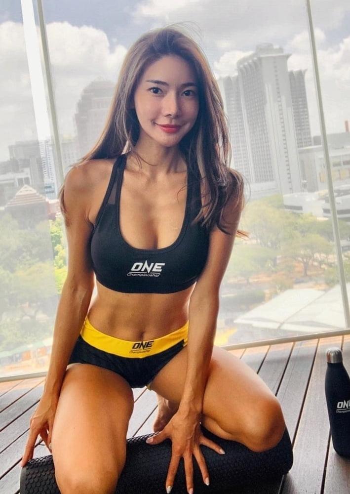 Hot sexy korean model-5467
