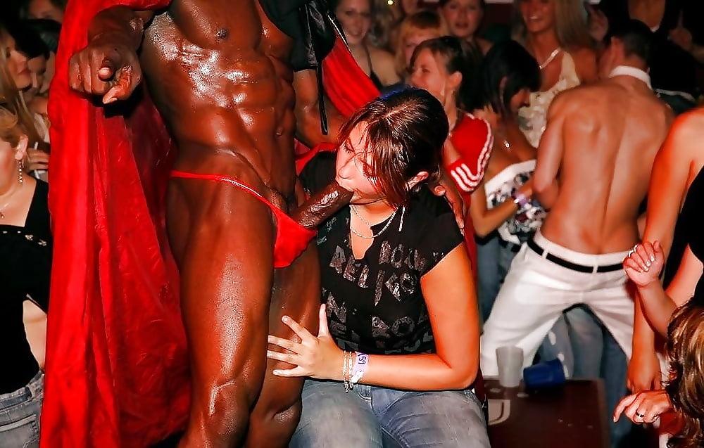 Nude black males dancer