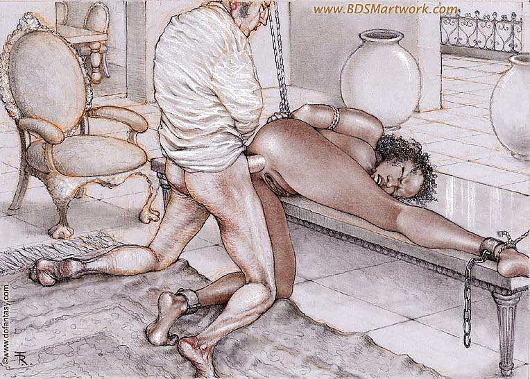 Black Slavery Porn Gif