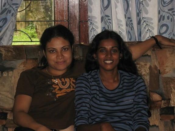 Sri lankan lesbian sex