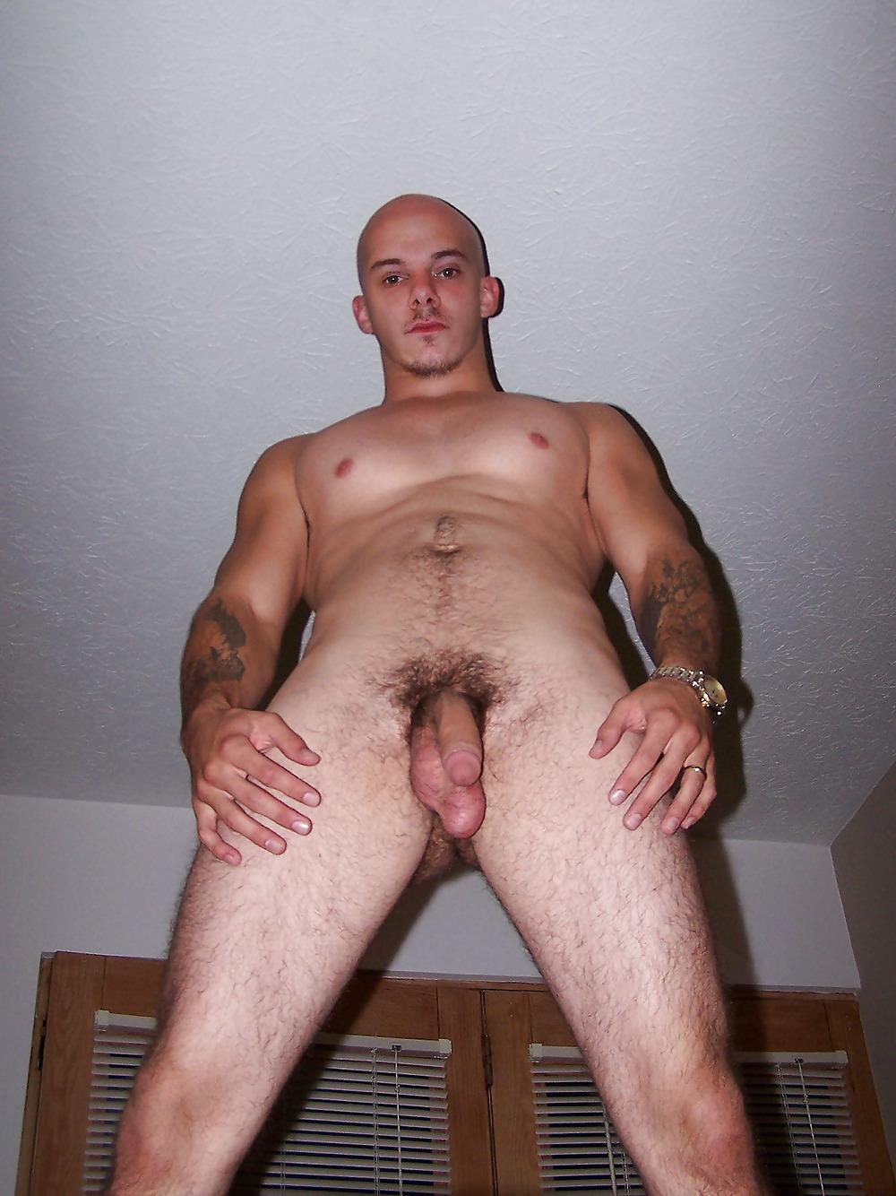 Naked rednecks