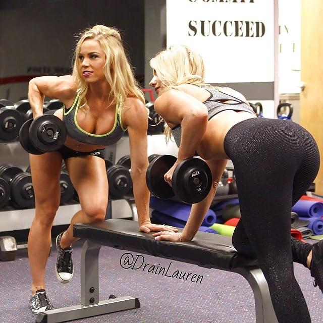 Fitness model momma nude