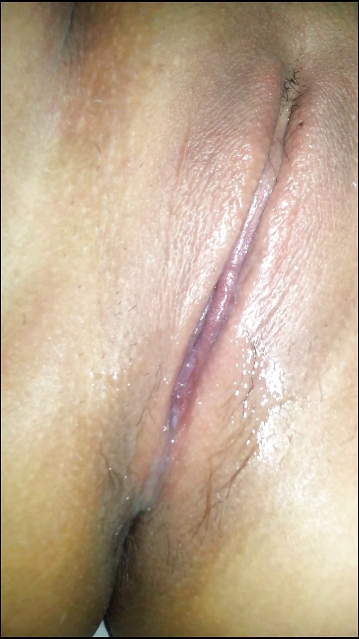 Naked filipina vagina wet