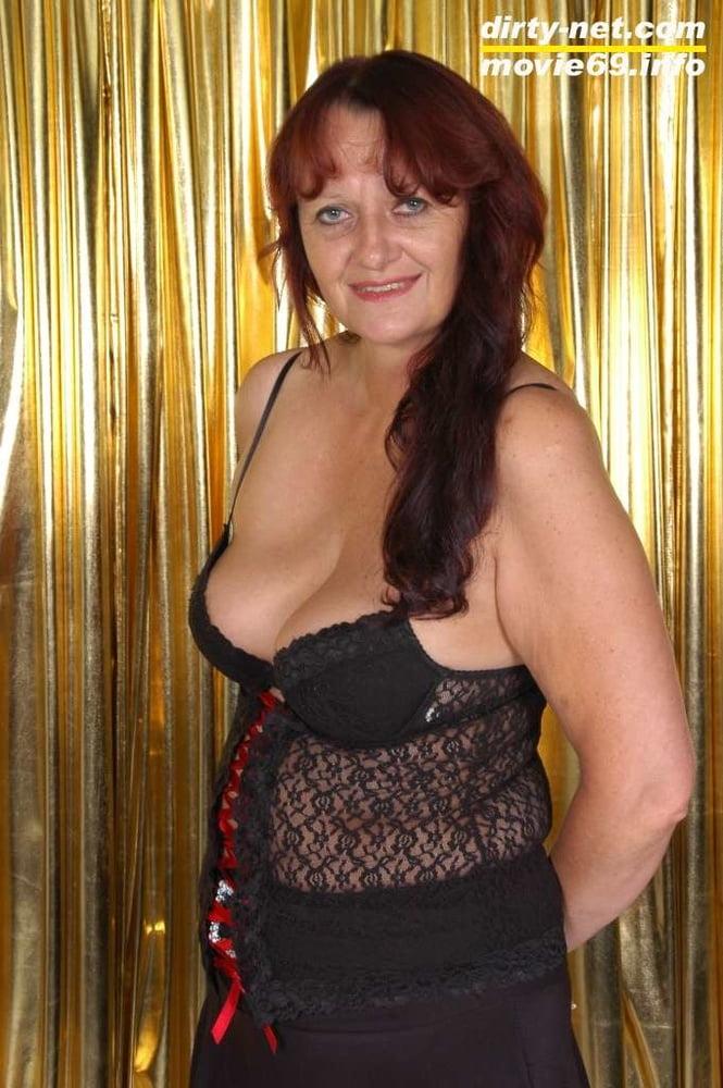 Photoshooting with granny Marcela - 59 Pics