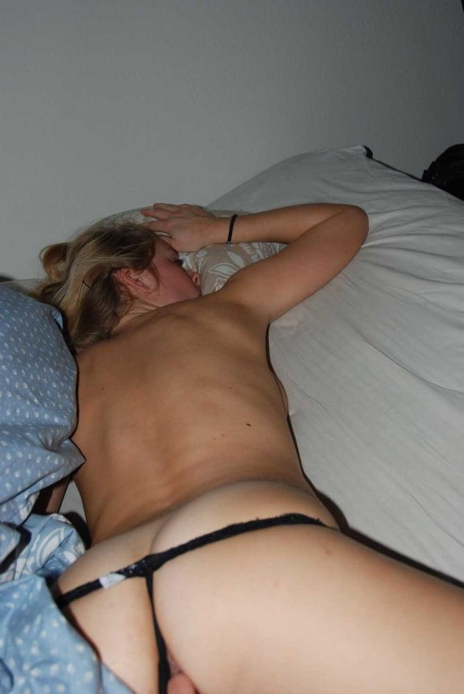 Big blonde sexy