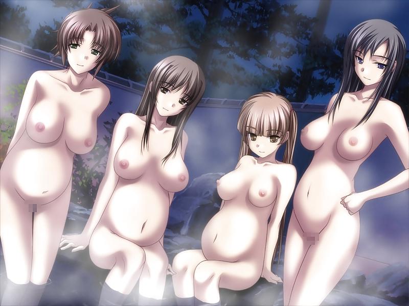 Pregnant anime porn-5191