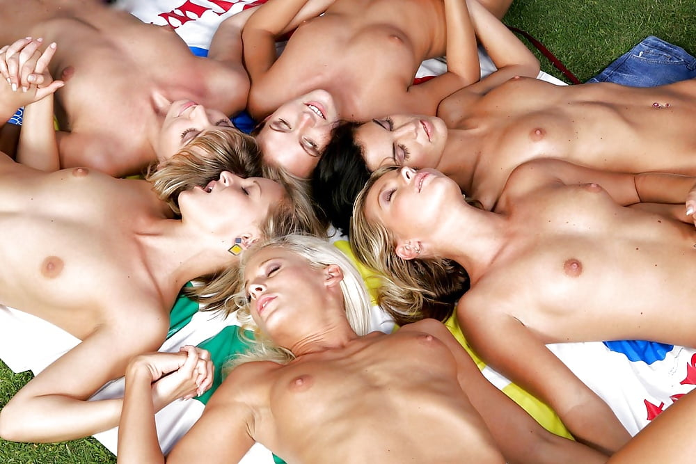 Brazzers spring break orgy party