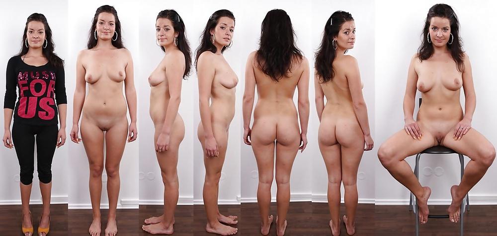Hairy Naked Plain Average Nude Women