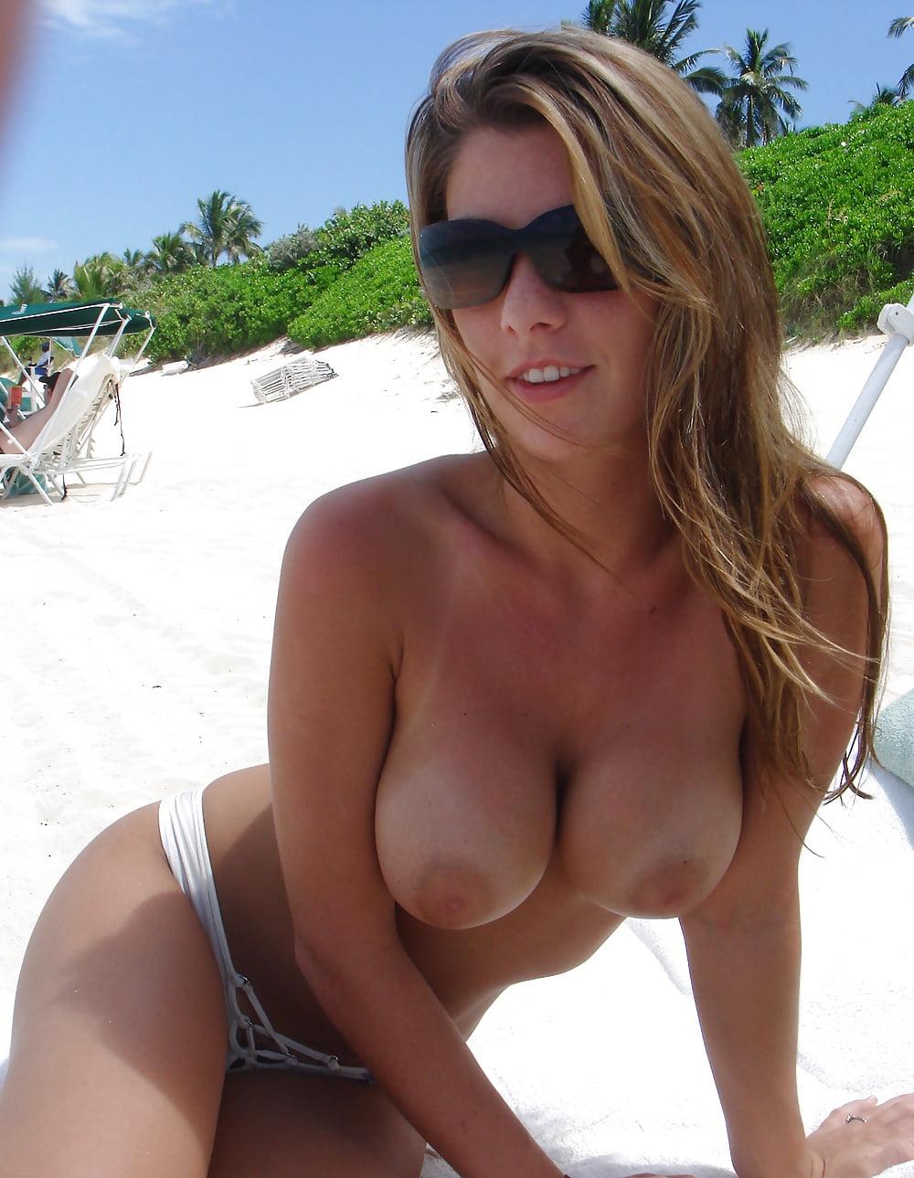 Hot topless milf — 11