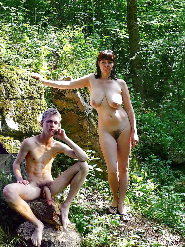 Порно фото зрелой милиционерши