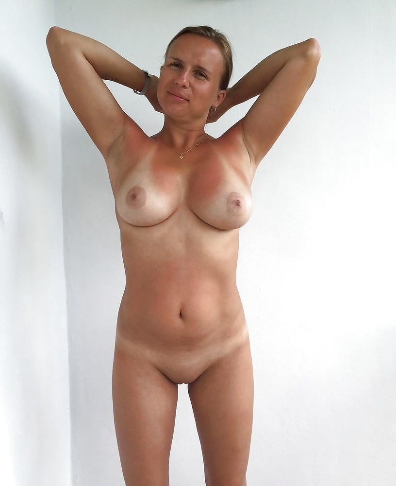 Mature Women With Tan Lines