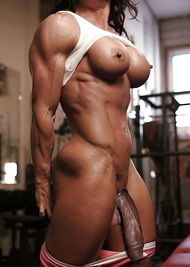 Nude mature women with abs