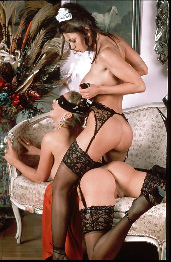 Lesbian seduces girl-8933