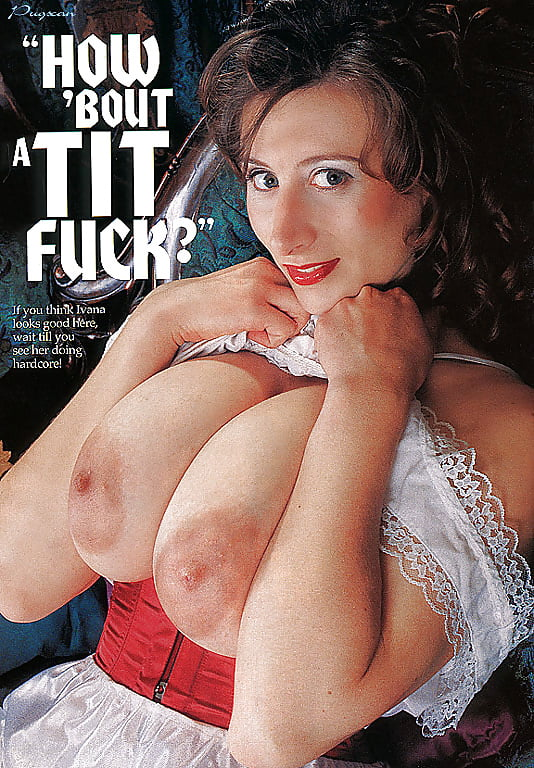 Ivana has swinging tits
